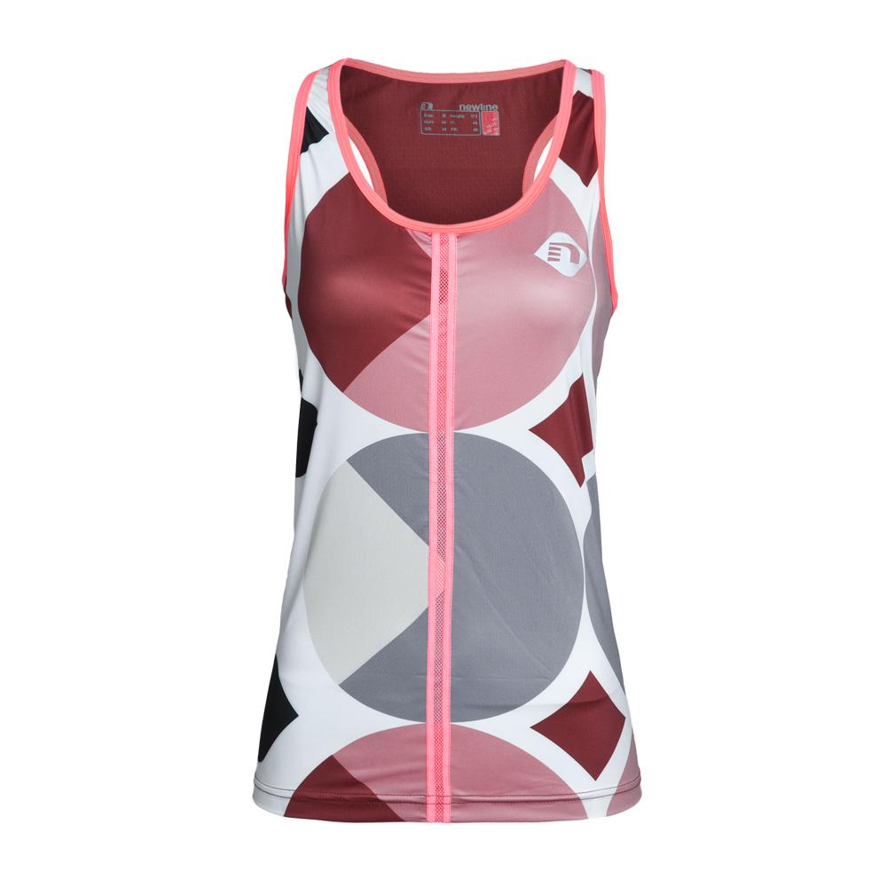 Dámské bežecké tričko Newline Imotion - bez rukávov