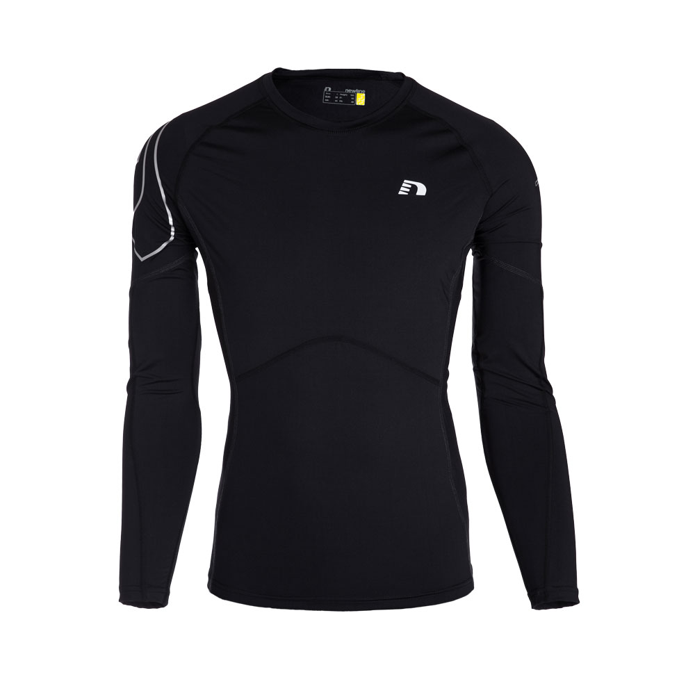 Women's running compression shirt Newline Iconic compression S