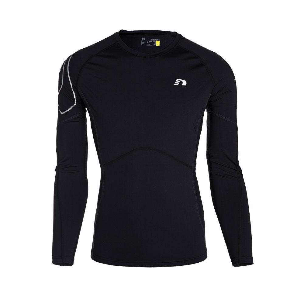 Dámske bežecké kompresné tričko Newline ICONIC Compression LS Shirt