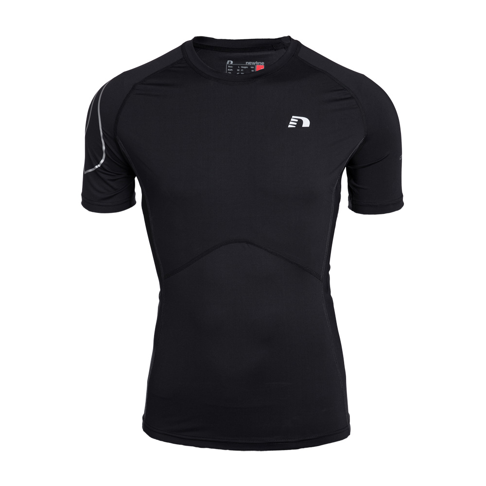 Unisex Running compression shirt Newline Iconic short sleeve L