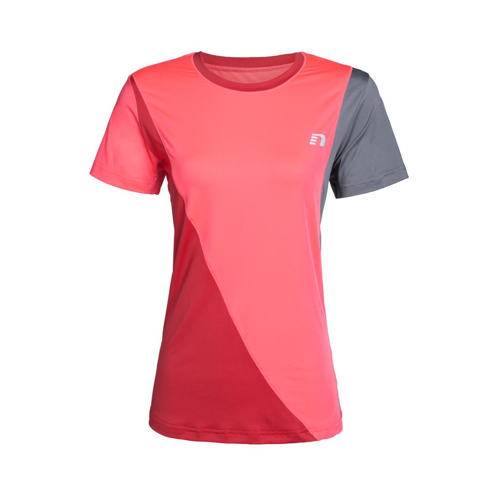 Dámske bežecké tričko Newline Imotion - kratký rukáv