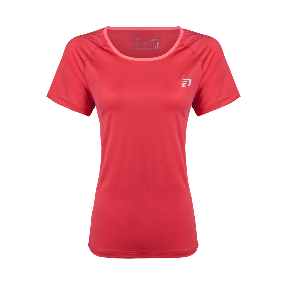 Dámske bežecké tričko Newline Imotion - krátky rukáv