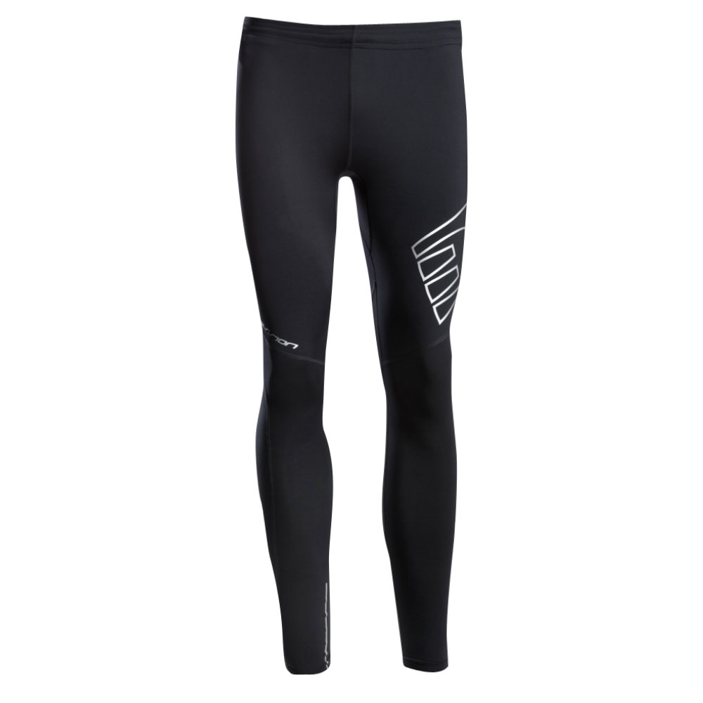 Unisex kompresné termo nohavice Newline Iconic Thermal Tight