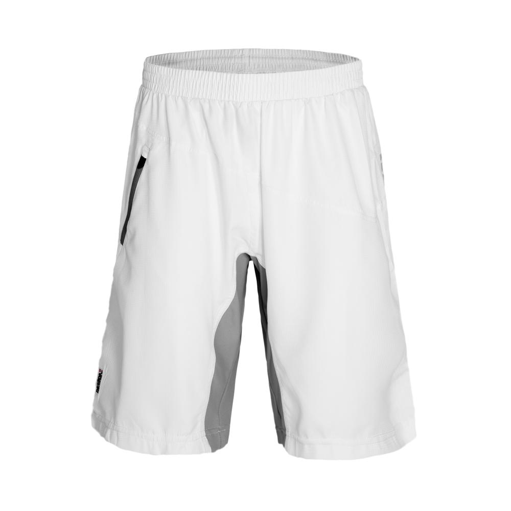 Pánské bežecké kraťasy Newline Imotion Baggy Shorts biela - XXL