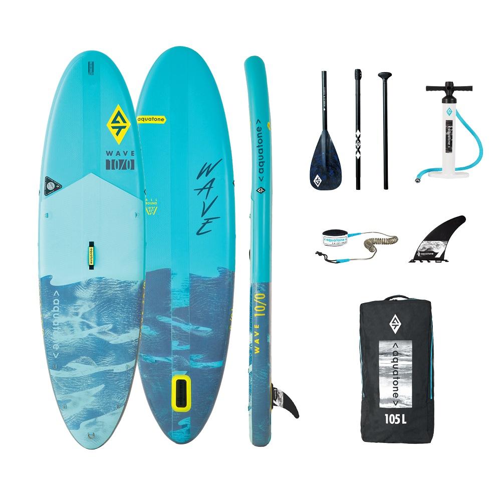Paddleboard s príslušenstvom Aquatone Wave 10.0