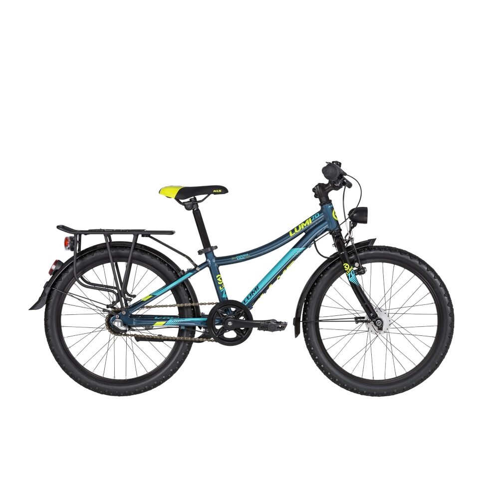 Detský bicykel KELLYS LUMI 70 20