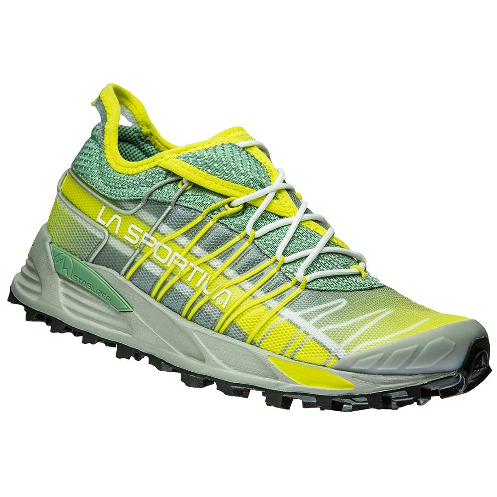 f04a9883826b Dámske trailové topánky La Sportiva Mutant Women Green Bay - 38