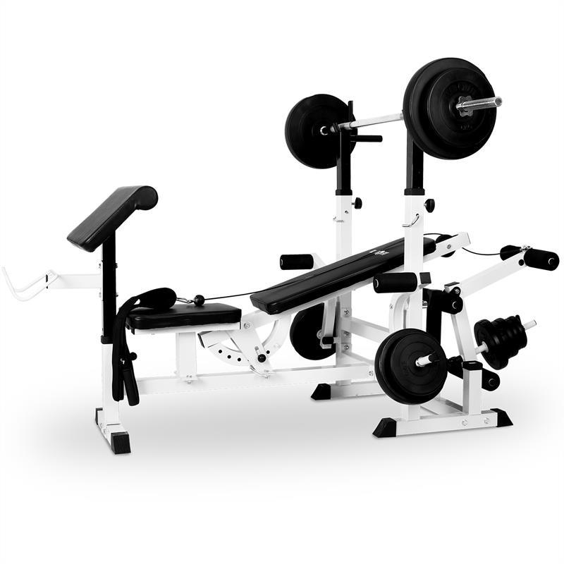 Posilňovacia lavica KLARFIT Workout Hero 3000