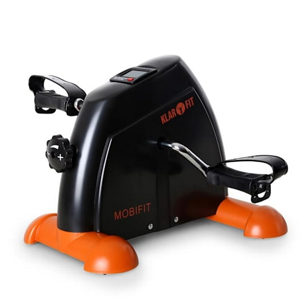 Mini rotoped KLARFIT Minibike 2G čierna/oranžová