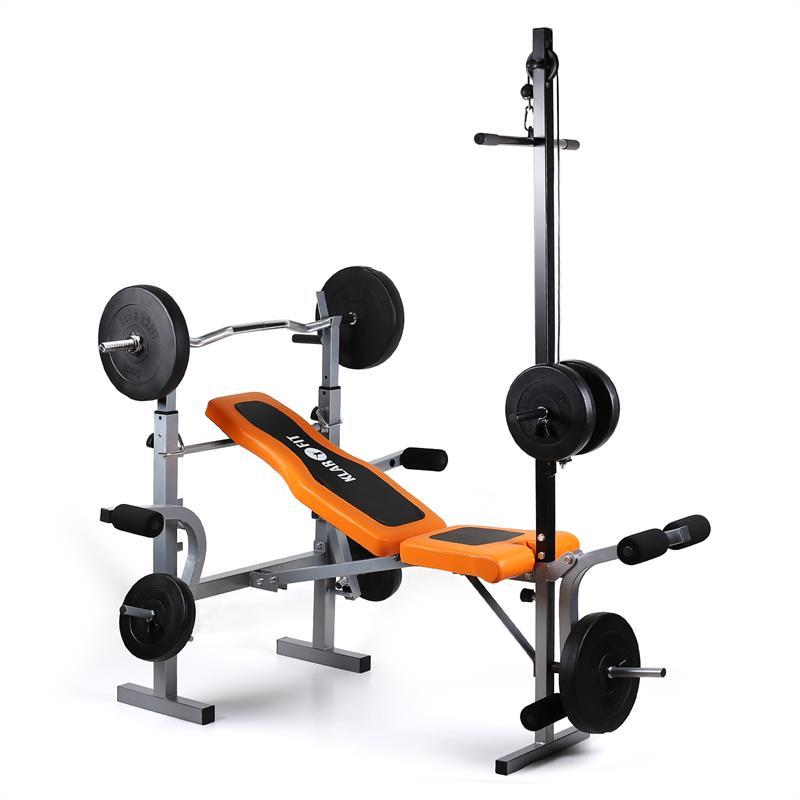 Bench lavička KLARFIT Ultimate Gym 3500