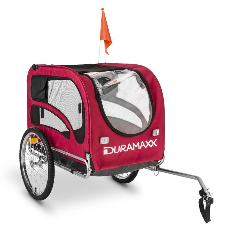 Príves na bicykel pre psy Duramaxx King Rex