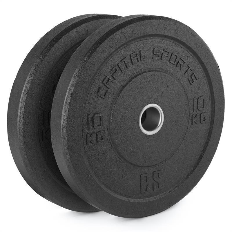 Gumový kotúč Capital Sports Renit 2 x 10 kg