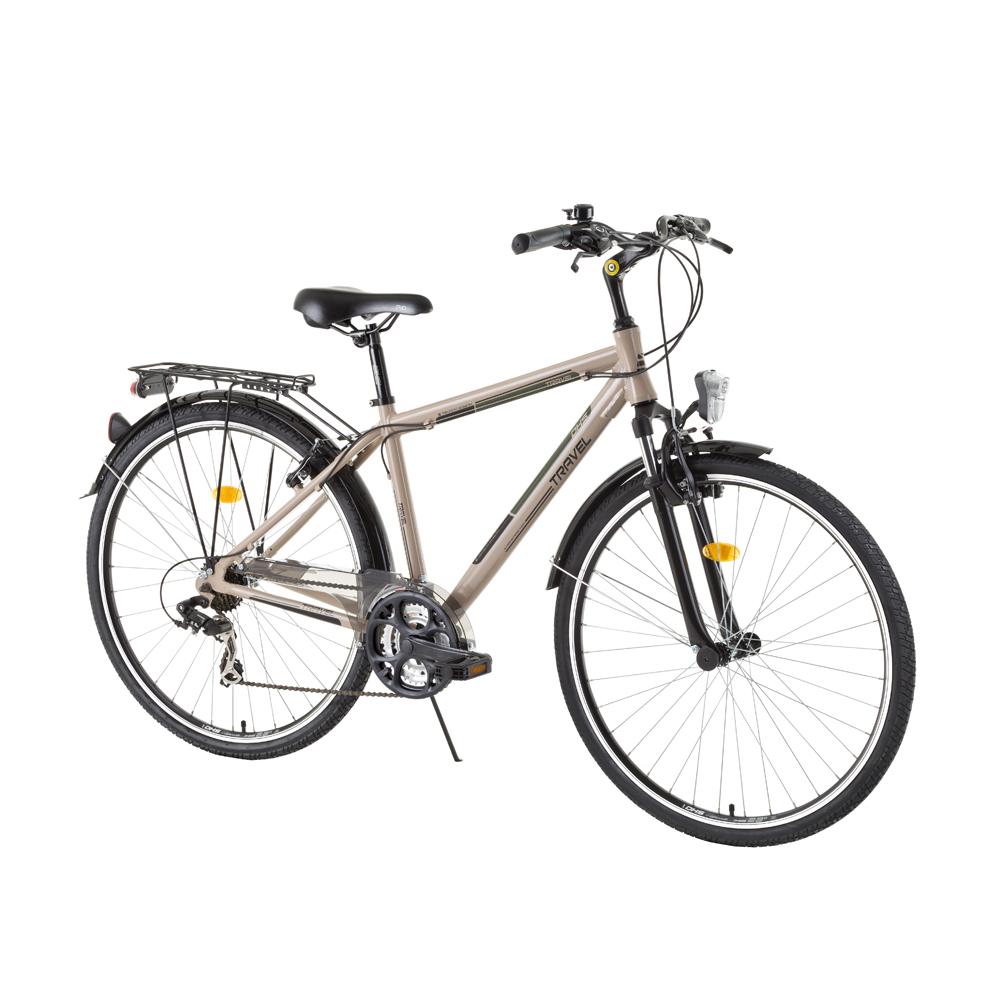 Pánsky trekingový bicykel DHS Travel 2855 28