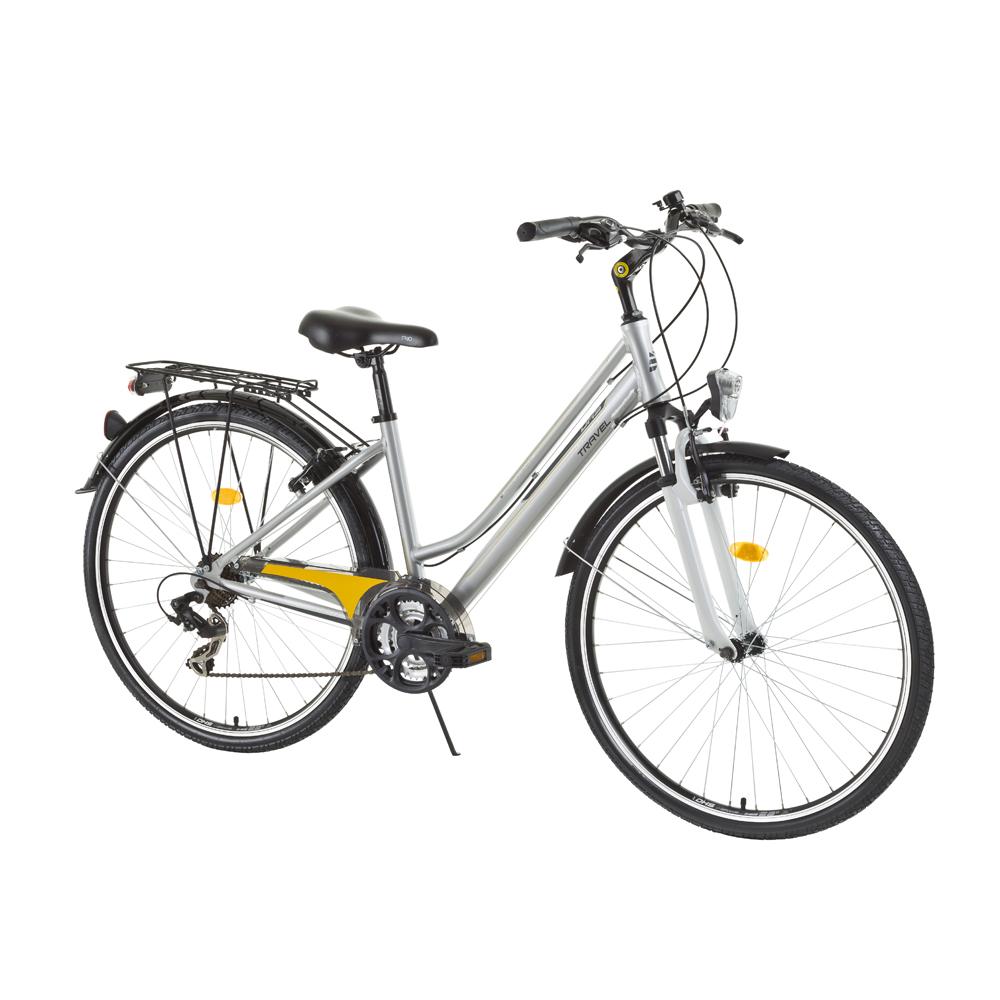 Dámsky trekingový bicykel DHS Travel 2856 28