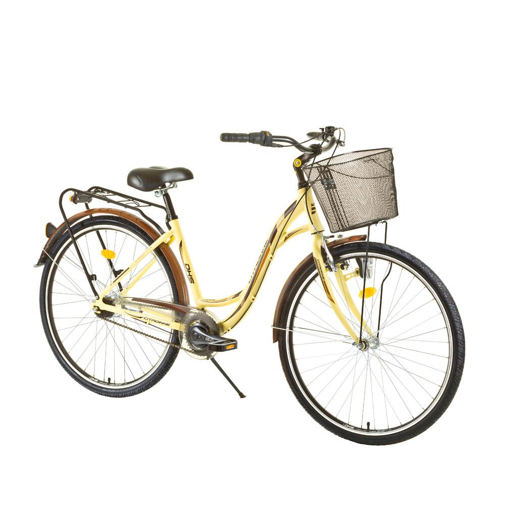 Mestský bicykel DHS Citadinne 2838 28