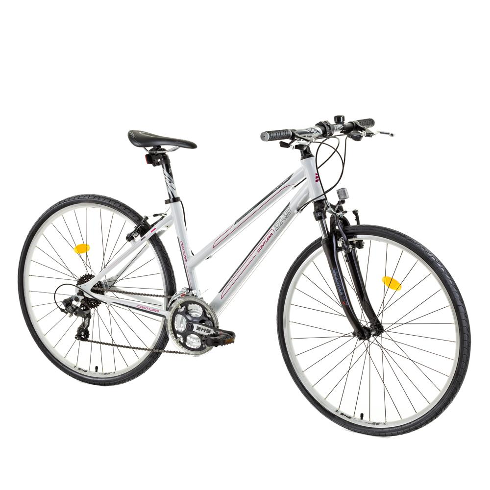 Dámsky crossový bicykel DHS Contura 2866 28