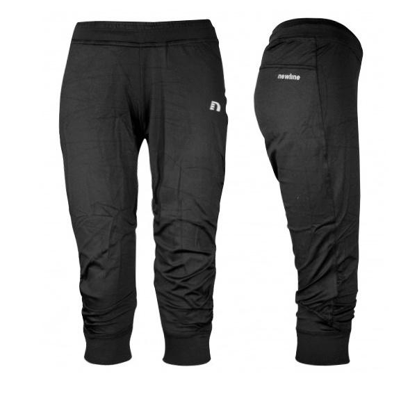 Dámske elastické nohavice pod kolena Newline Imotion