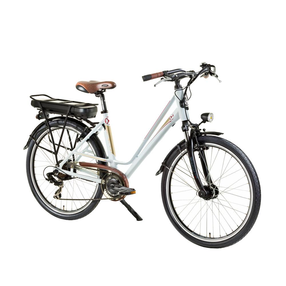 Mestský elektrobicykel Devron 26122