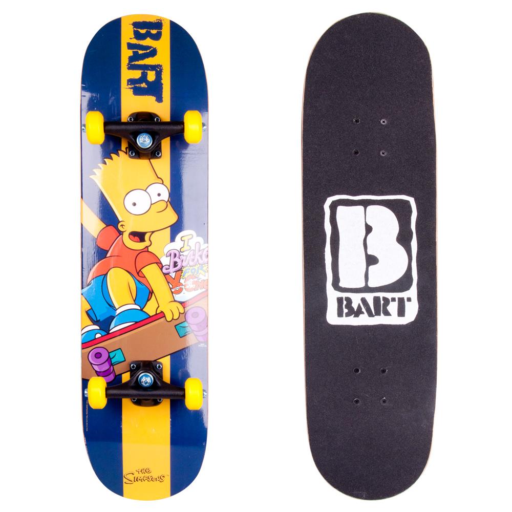 Skateboard Bart Simpson