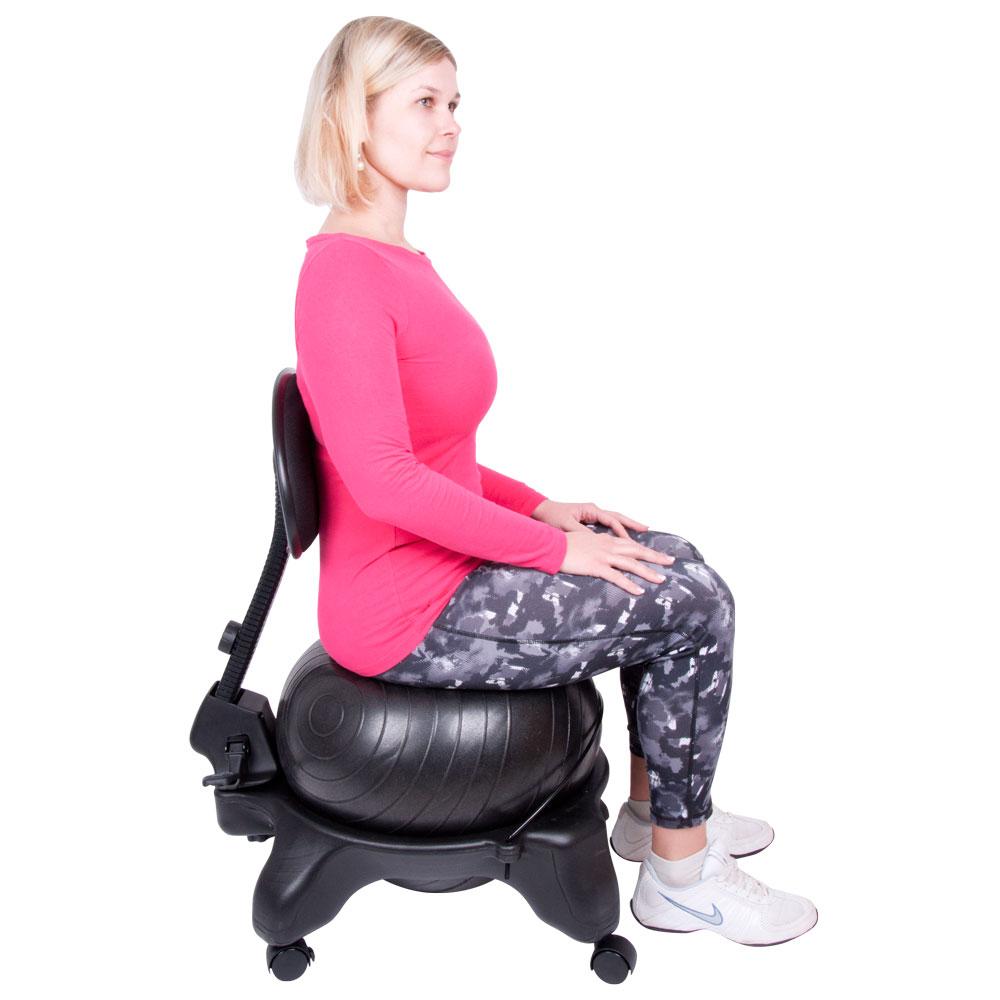 Balónová stolička inSPORTline G-Chair