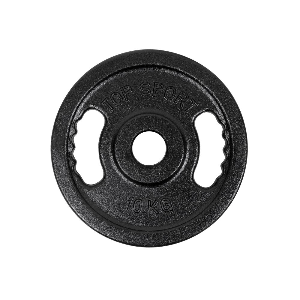 Olympijský liatinový kotúč Top Sport Castyr OL 10 kg