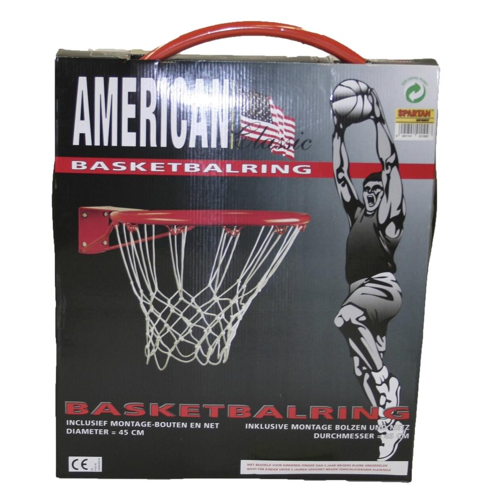 Basketbalový kôš odpružený Spartan