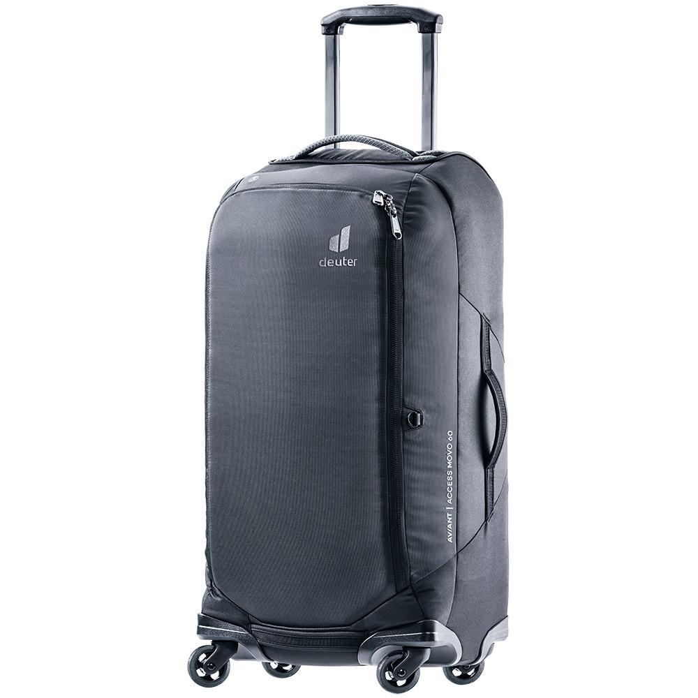 Cestovný batoh Deuter AViANT Access Movo 60 Black