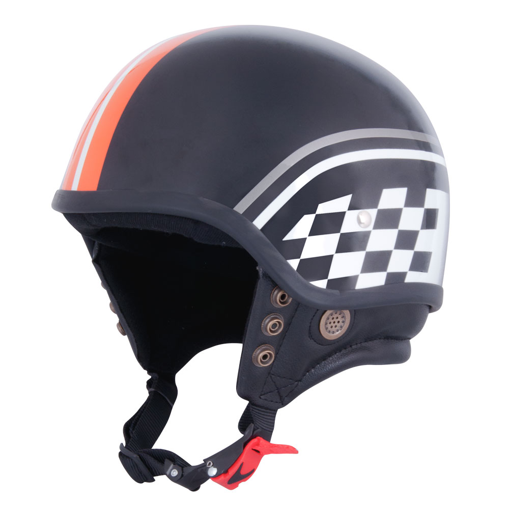 Moto prilba W-TEC AP-62G racing flag - XL (61-62)