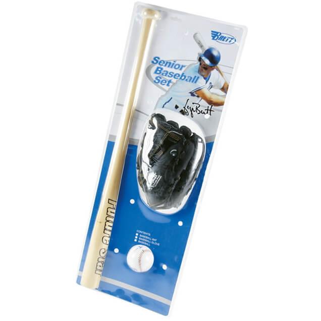 Basebalový set Brett Baseball Set II Senior