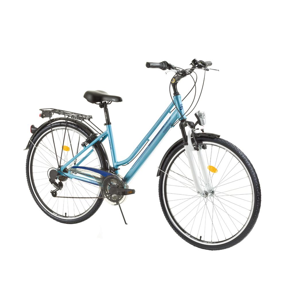 Dámsky trekingový bicykel DHS Travel 2854 28