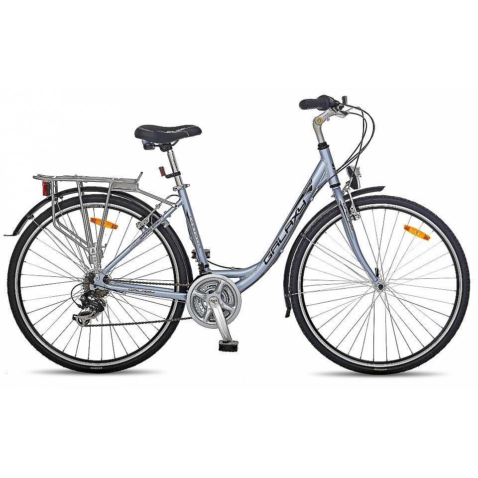 """Trekingový bicykel Galaxy Castalia 28"""" - model 2015"""