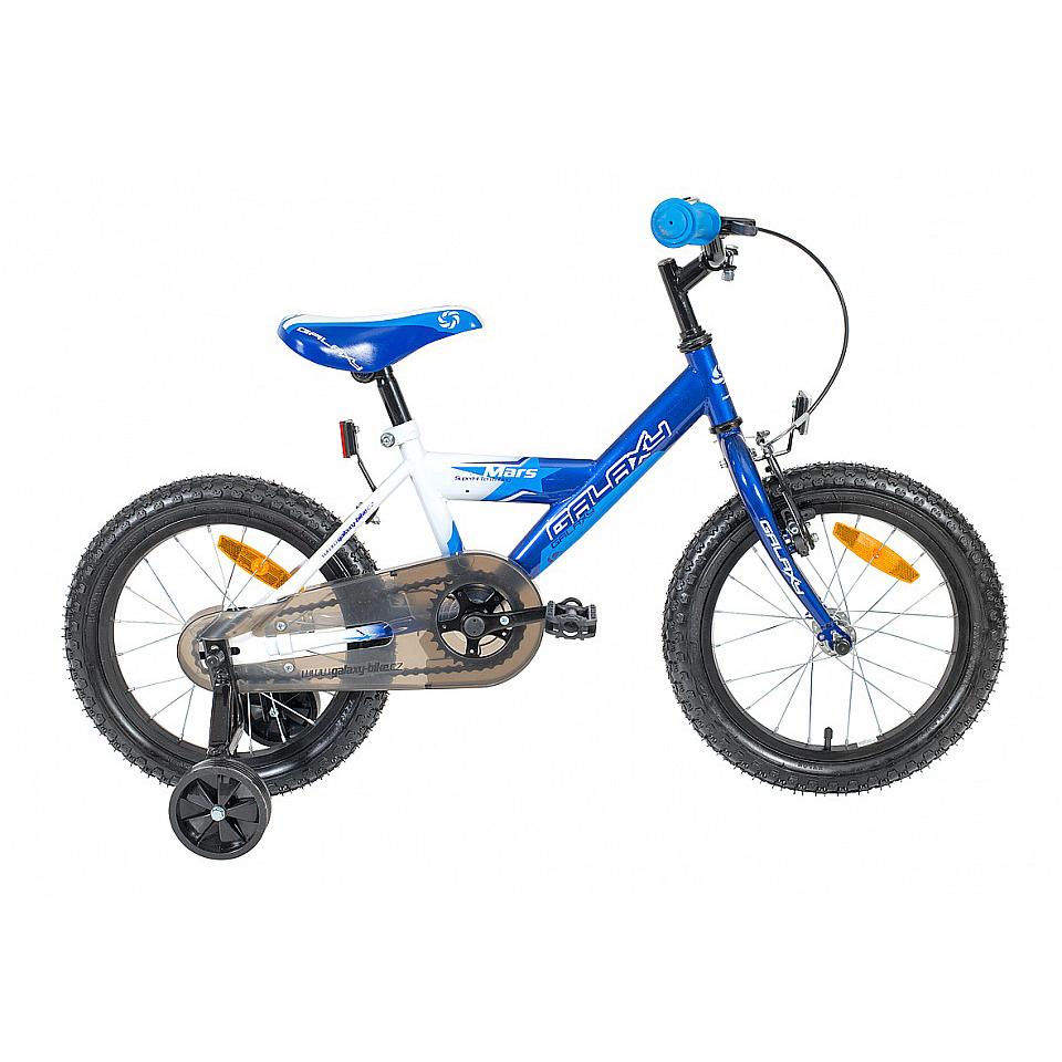 """Detský bicykel GALAXY Mars 16"""" 2014"""
