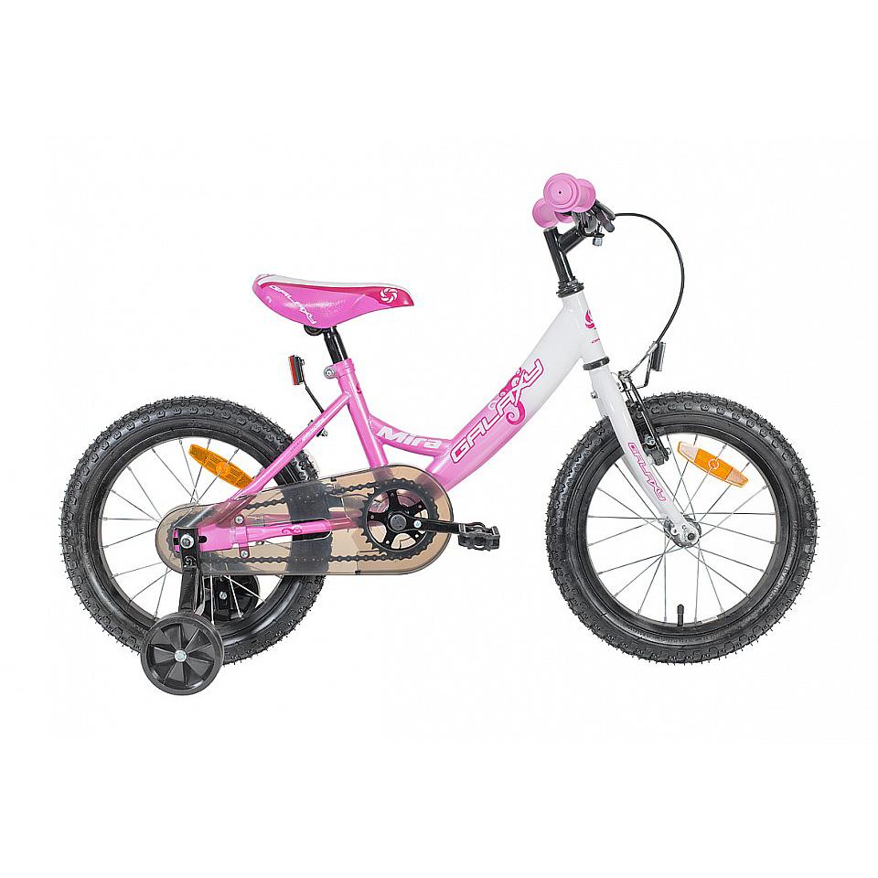"Detský bicykel Galaxy Mira 16"" - model 2015"