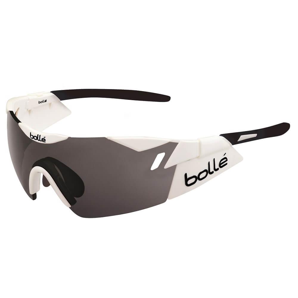 Cyklistické okuliare Bollé 6th Sense White