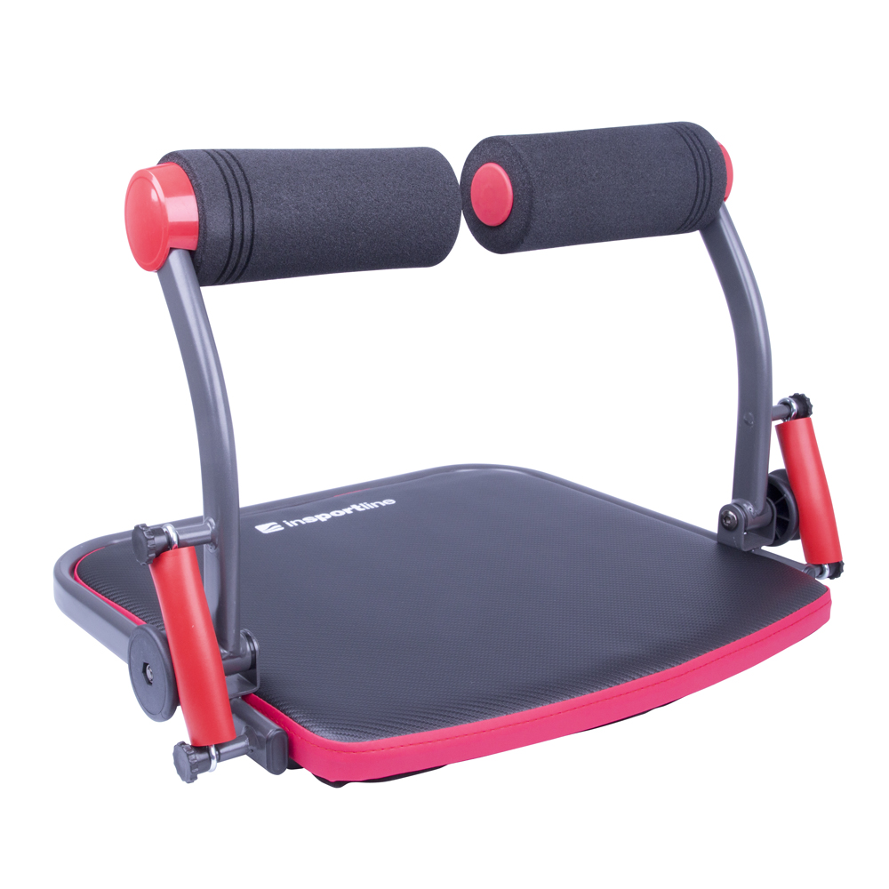 Posilovač brušných svalov inSPORTline AB Perfect Dual