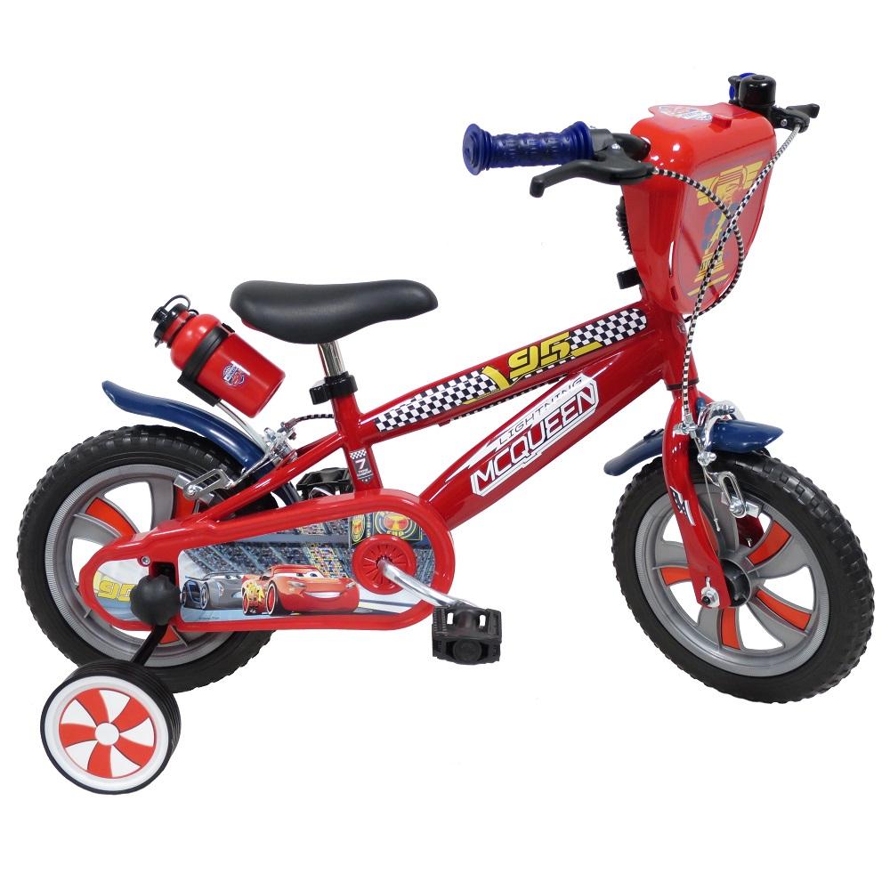 Detský bicykel Cars 2142 12