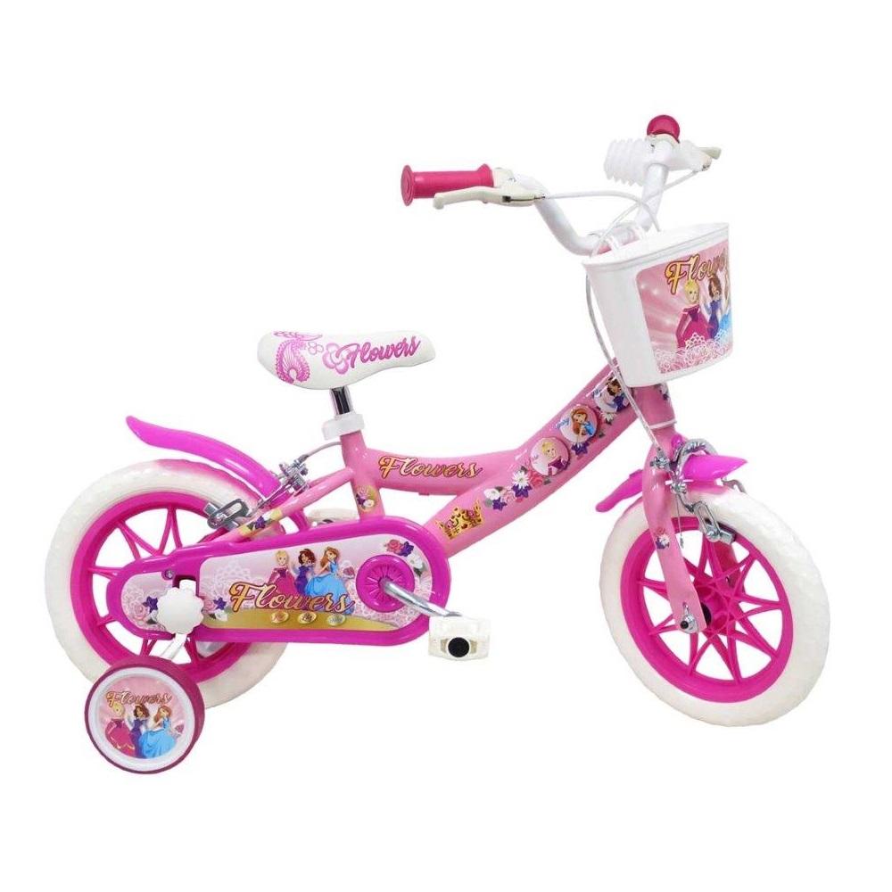 Detský bicykel Coral Flower 12
