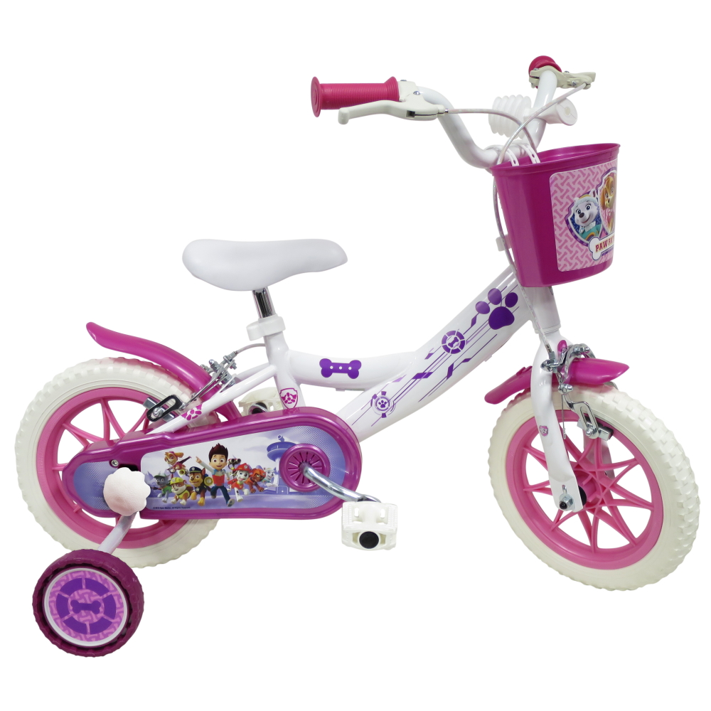 Detský bicykel Paw Patrol Skye 12