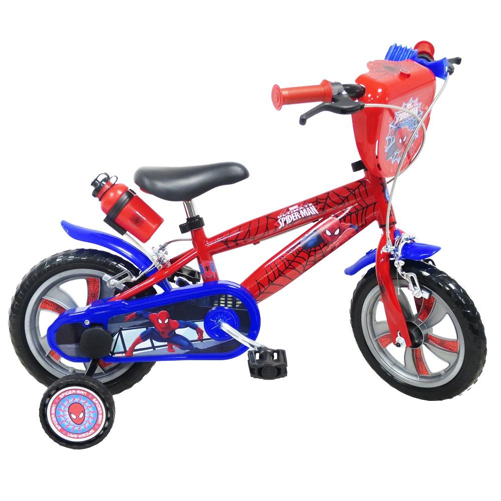Detský bicykel Spiderman 2142 12