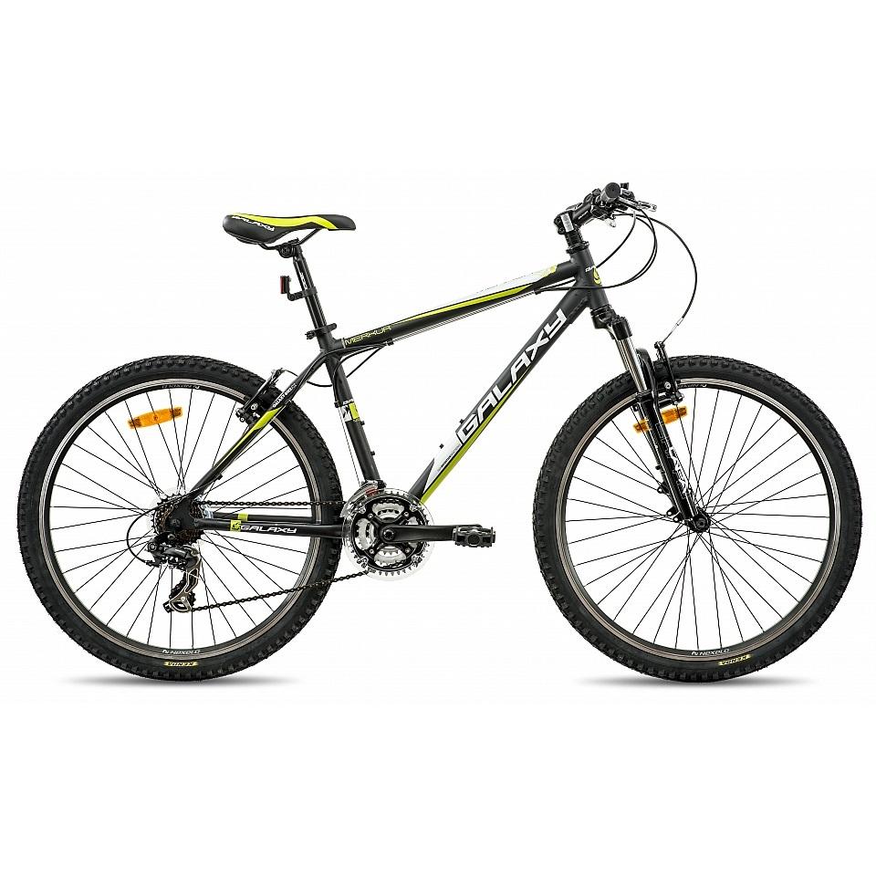 "Horský bicykel Galaxy Merkur 26"" - model 2015"