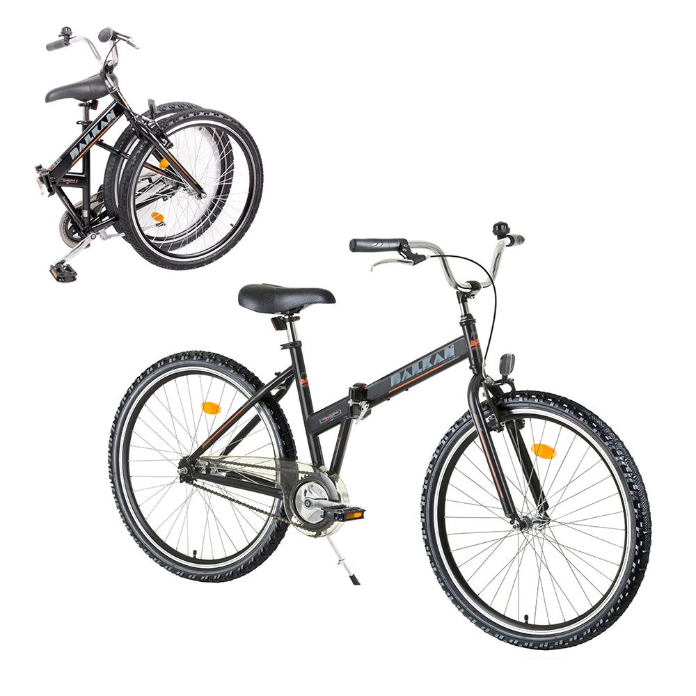"Skladací bicykel Reactor Folding Comfort 26"""