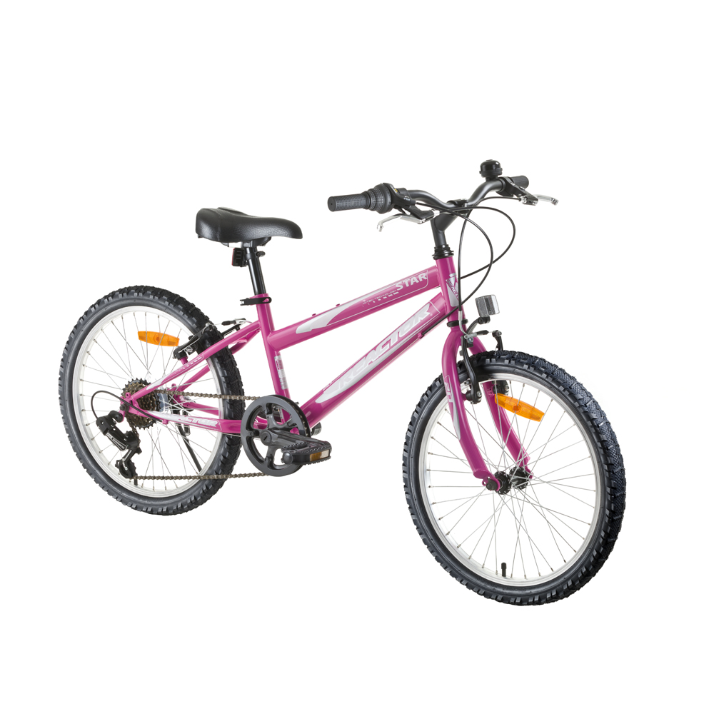 Detský dievčenský bicykel Reactor Star 20