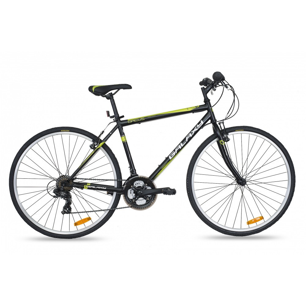 "Crossový bicykel Galaxy Orcus 28"" - model 2018 19"""