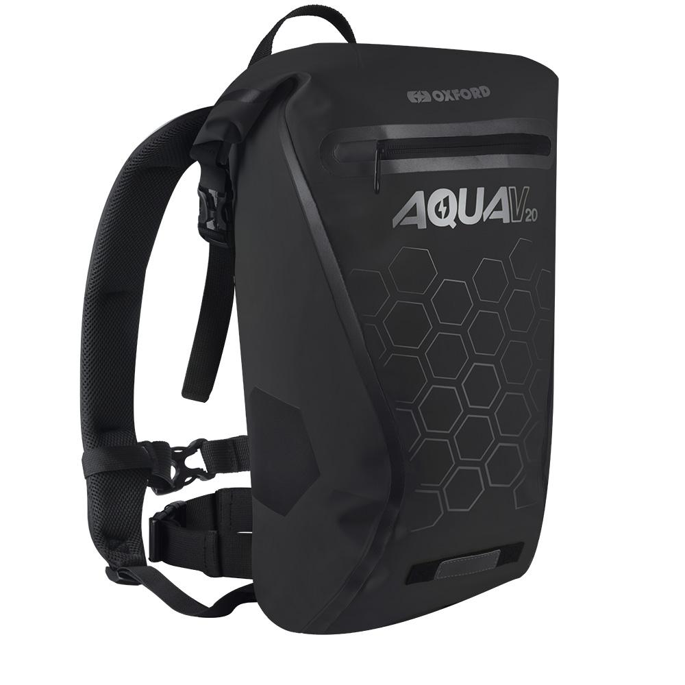 Vodotesný batoh Oxford Aqua V20 Backpack 20l čierna