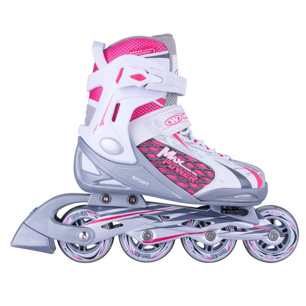 Dámske kolieskové korčule WORKER Haasiko Lady