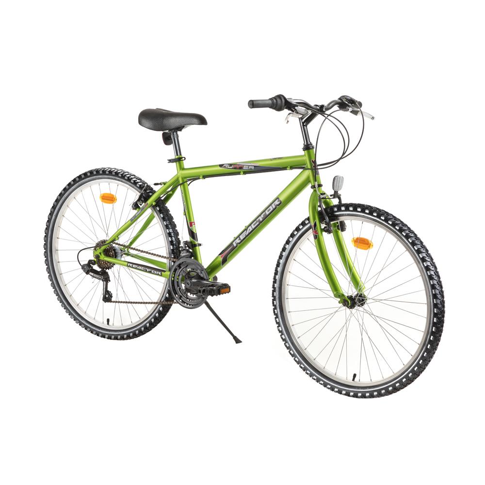 """Horský bicykel Reactor Runner 26"""" - model 2016 zelená"""