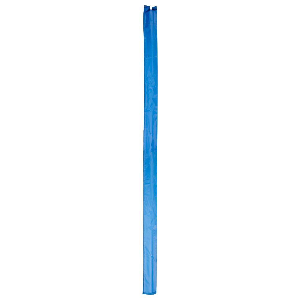 Ochranný návlek pre tyče na trampolíny modrá