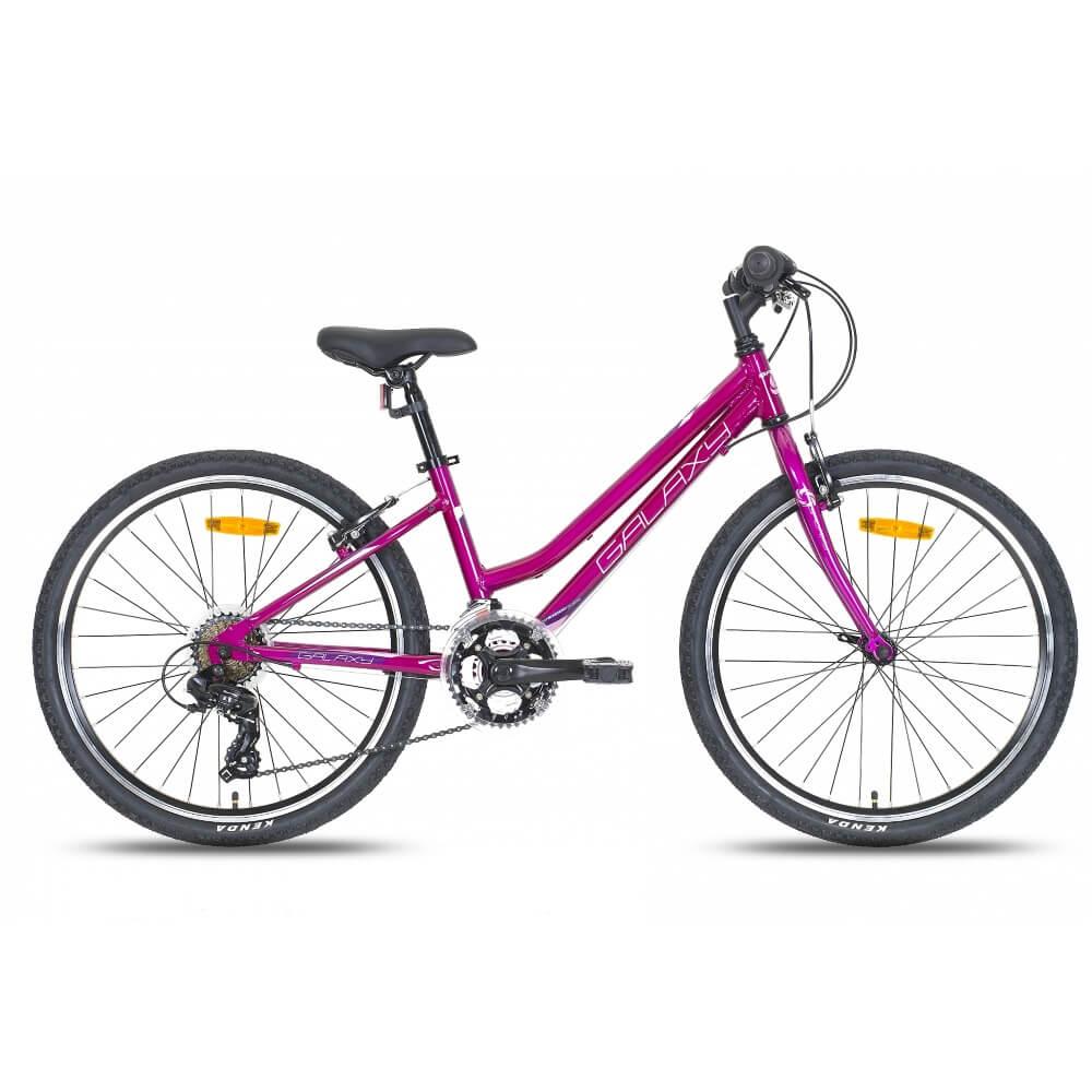 Juniorský dievčenský horský bicykel Galaxy Lyra 24