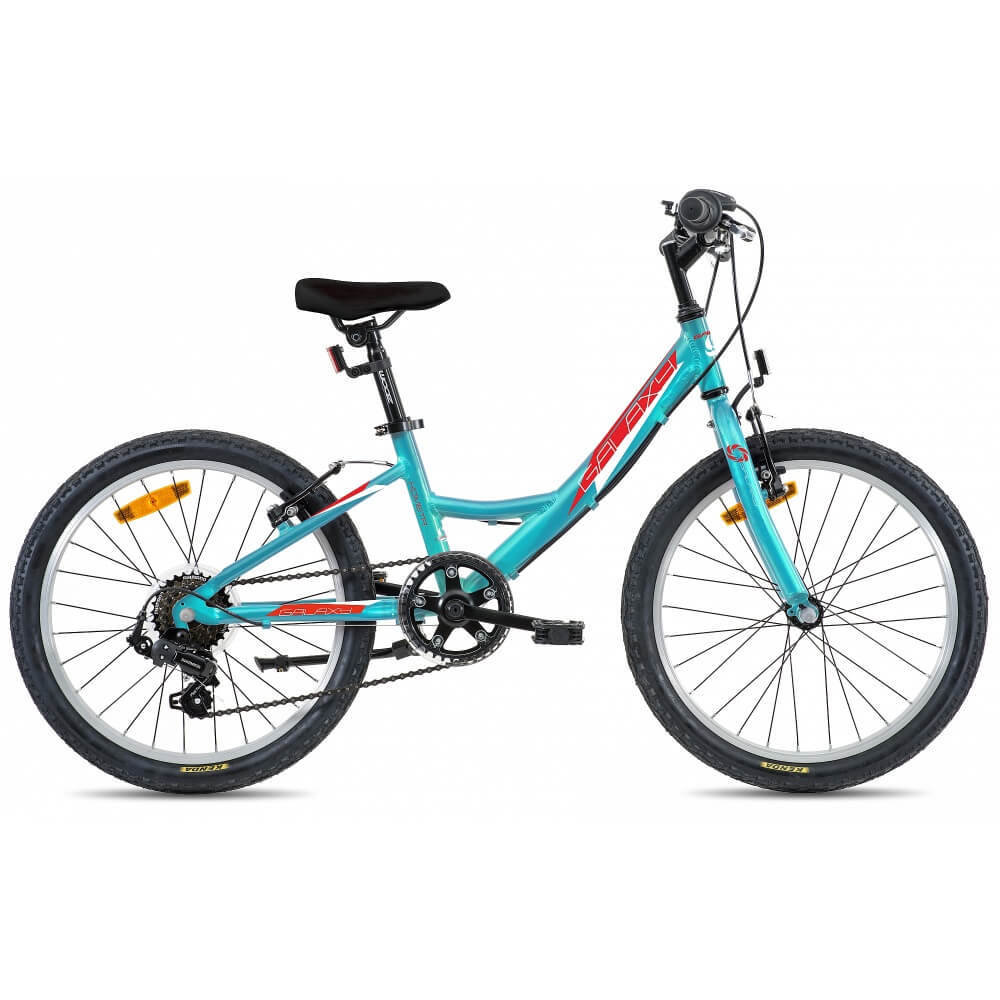 Detský dievčenský bicykel Galaxy Kometa 20