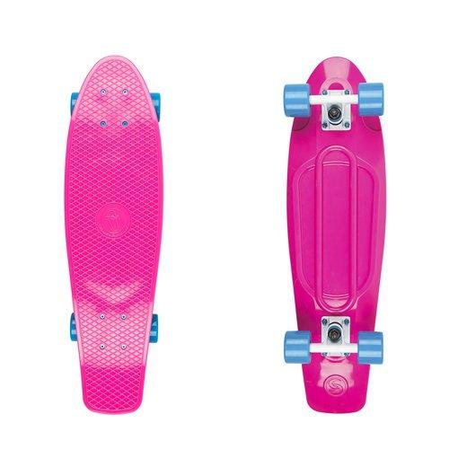 "Pennyboard Big Fish 27"" pink/white/blue"